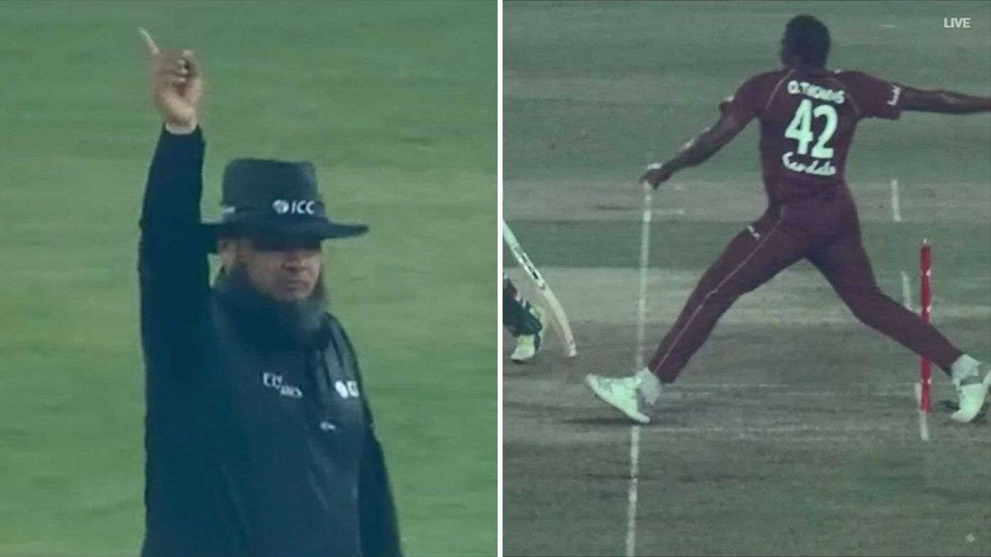 'Sanctions may come and go': Carlos Brathwaite left fuming at erroneous no-ball calls against West Indies