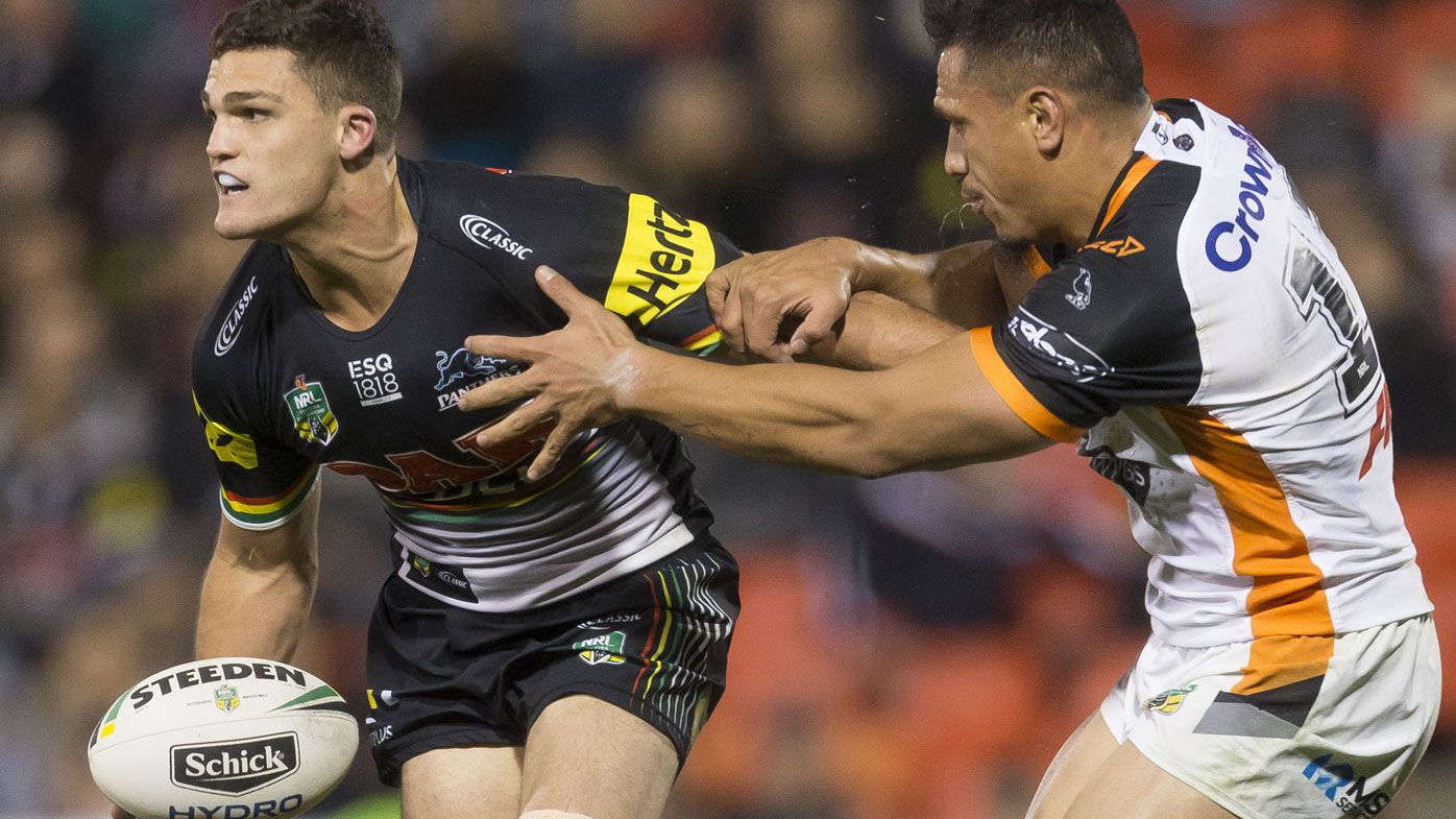 Cleary strong as Penrith top Tigers in NRL