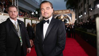 Leonardo DiCaprio. (Getty)