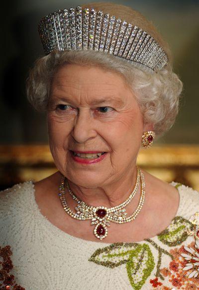 Queen Elizabeth II: Queen Alexandra's Kokoshnik Tiara