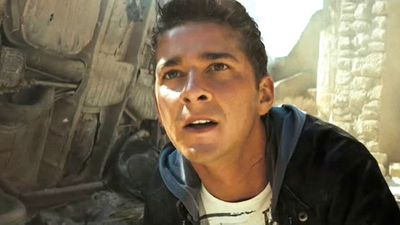 Shia LaBeouf and <em>Transformers: Revenge of the Fallen</em>