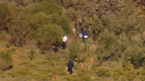 Two of the bodies were found in semi-rural bush on the outskirts of Perth