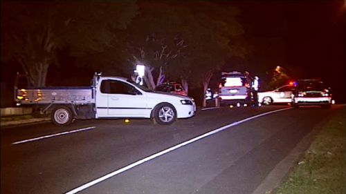 Man dies after being hit by car while lying on road in Brisbane's south