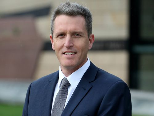In Fremantle, the opposition's Josh Wilson is expected to be returned as the electorate's MP because the Turnbull government has not fielded a candidate. Picture: AAP.