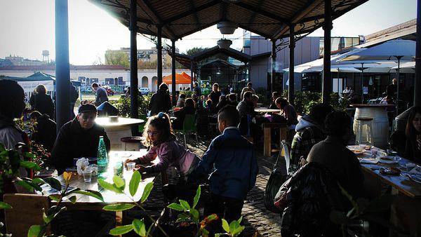 Cafe Boario (Città dell'altra Economia)