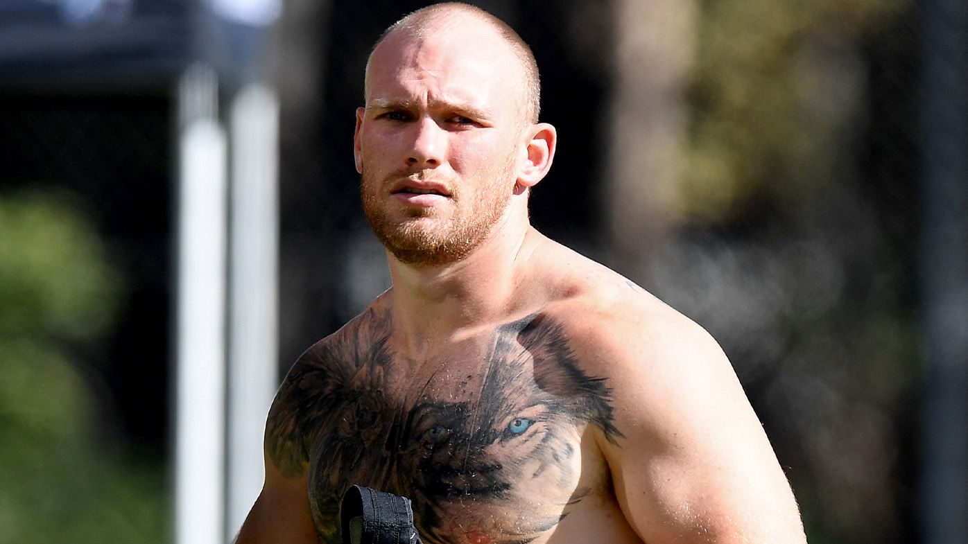EXCLUSIVE: Warriors boss says Matt Lodge has moved on from controversial past, deserves redemption shot