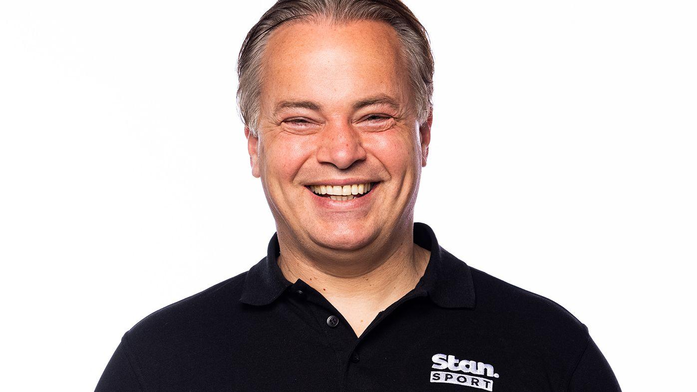 Former Australian representative Mark Bosnich joins Stan Sport.