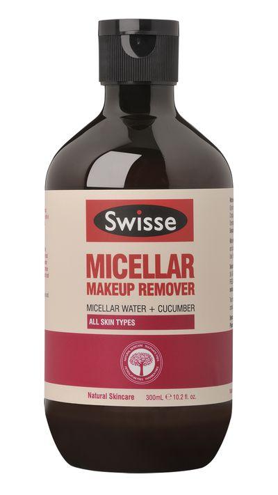"<a href=""http://shop.swisse.com.au/?rcat=39&category=48"" target=""_blank"">Micellar Makeup Remover, $10.95, Swisse</a>"