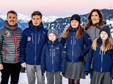Princess Mary Danish royals