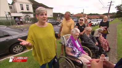 Profits before people: Aged care residents face homelessness