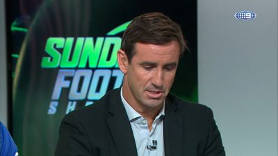 Andrew Johns and Peter Sterling put referee blame on NRL after horror week