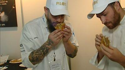Tasting Australia's best pies