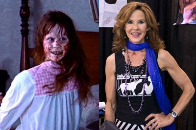 Linda Blair: <i>The Exorcist</i> (1973)