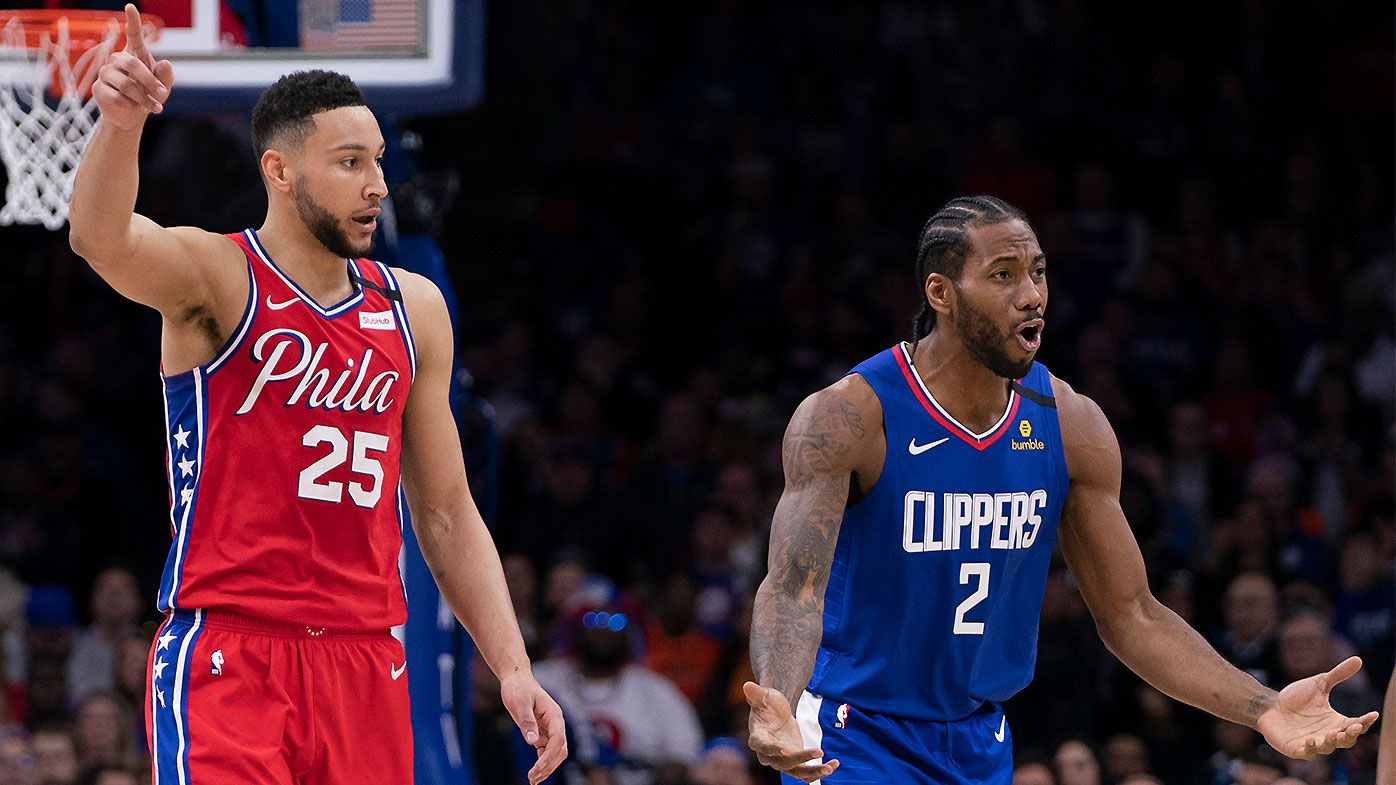 Ben Simmons draws comparisons to Finals MVP Kawhi Leonard after stifling performance against LA Clippers