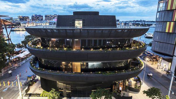 Barangaroo House in Sydney