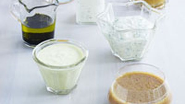 All about dressings