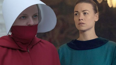 Be warned; while brilliant 'The Handmaid's Tale' isn't always easy watching.