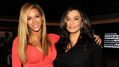 Beyonce's ex-momager Tina Knowles