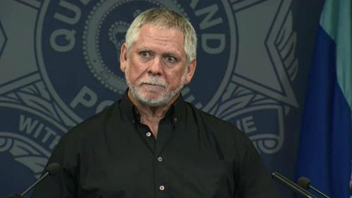 Robert Reed today thanked police for never giving up in the search for his wife's killer.