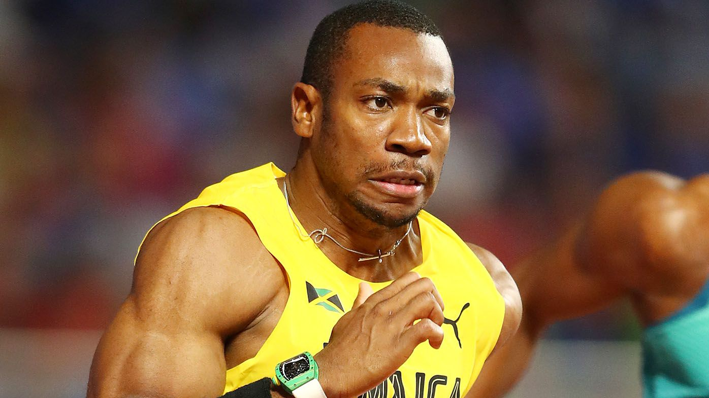 Olympic gold medallist Yohan Blake would rather miss Tokyo Games than take vaccine