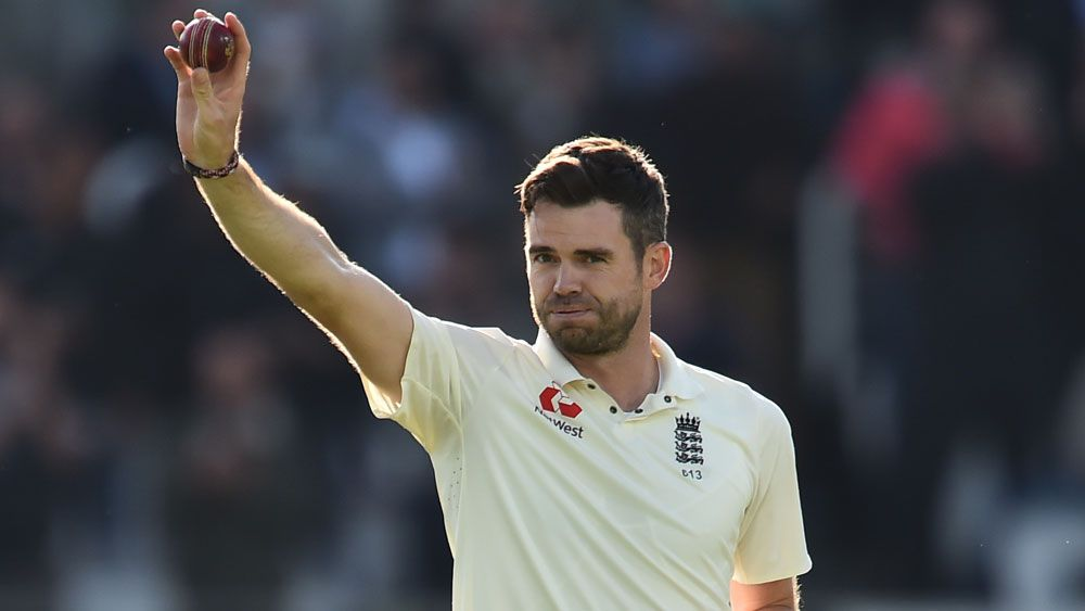 James Anderson reclaims top Test bowler status while Australia's Steve Smith retains top batting spot