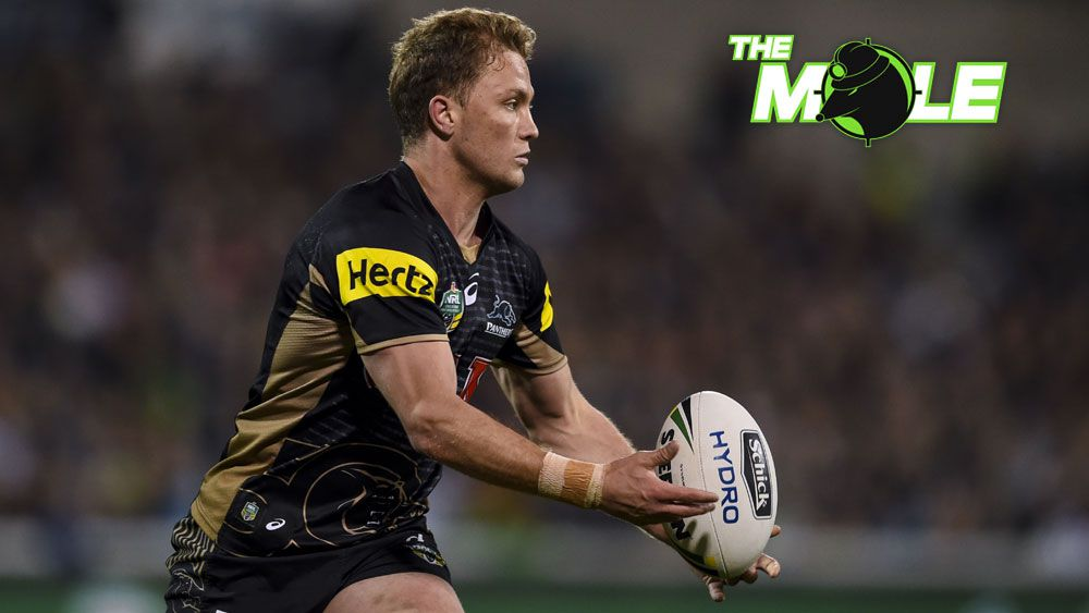 Gold Coast coaching aspirant to bring Penrith Panthers skipper Matt Moylan to Titans: The Mole