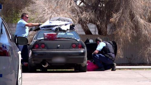 Two boys were found safe in Broken Hill.