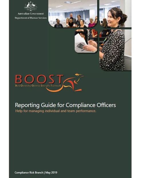 The management system focusing on staff targets was known as 'Boost'.