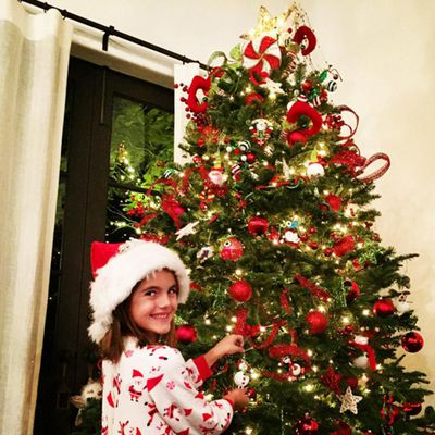 ...and a pretty cute little helper in daughter Anja.