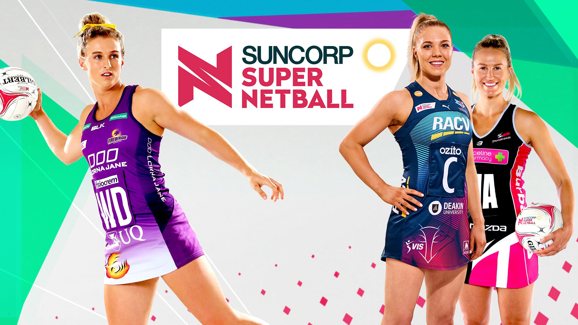 Watch Suncorp Super Netball 2019, Catch Up TV