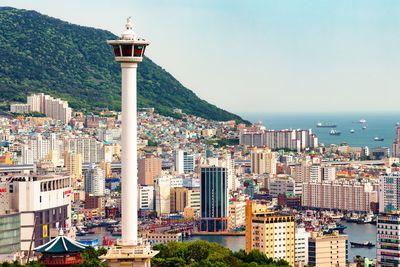 <strong>1. Busan, South Korea</strong>