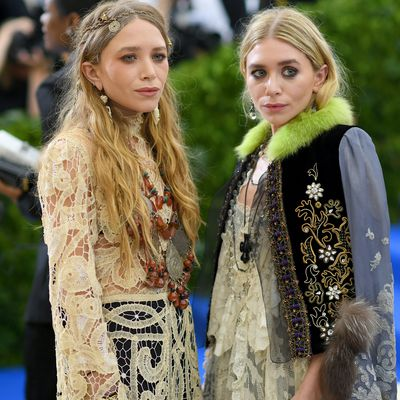 Mary-Kate and Ashley Olsen: 2017
