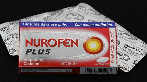 Medicines containing codeine will require prescription from 2018