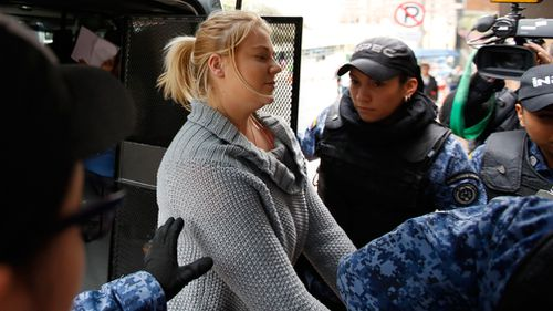 Cassie Sainsbury will tell her story on 60 Minutes.