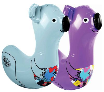 """<p>Sure a flamingo is fun and a swan is sweet - but koalas can't be beat. These two may not be as elegant as the fore-mentioned pair, but they're as ocker as ocker can be and more importantly, will keep the kids entertained for hours.</p> <p><a href=""""https://wahu.com.au/~4080"""" target=""""_blank"""" draggable=""""false"""">Wahu Aussie Pool Pets Koala Racer, $19.99 (sold separately).</a></p>"""