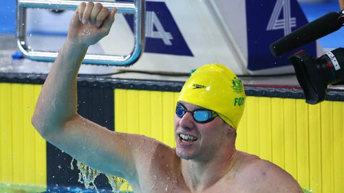 More Aussie swimmers going for gold