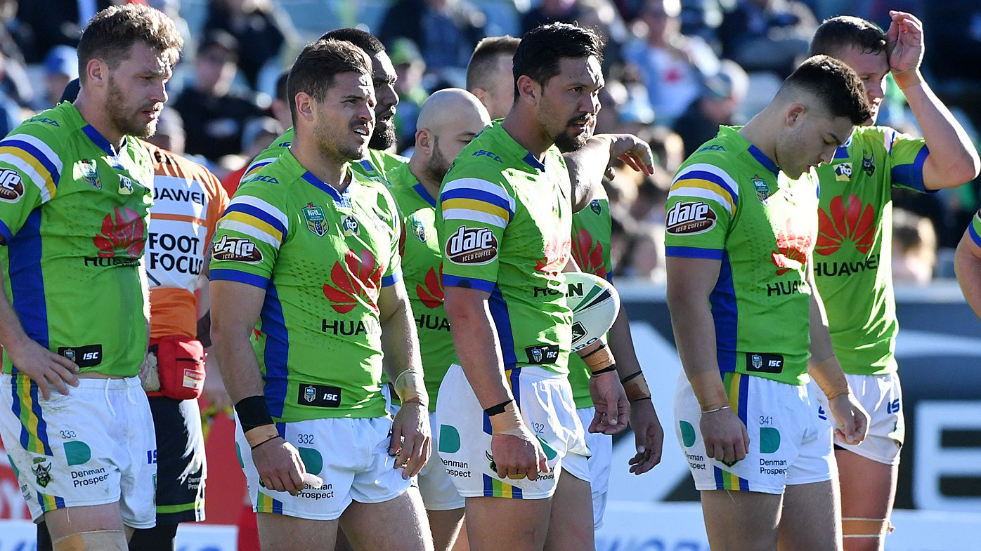 NRL season preview: Canberra Raiders 'were a bit fat last year' says Brad Fittler but now back in shape for 2018