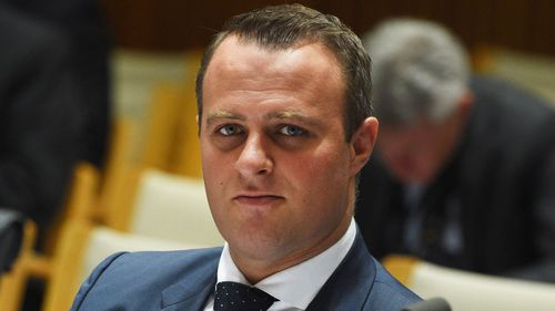 Tim Wilson: Inquiry about tax, not my shares