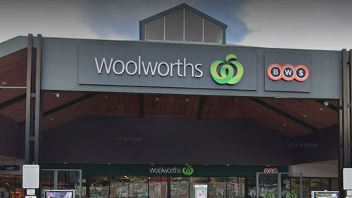 The Woolworths store in Roxburgh Park.