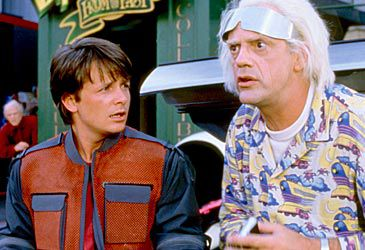 Daily Quiz: Back to the Future Part II is primarily set in which year?