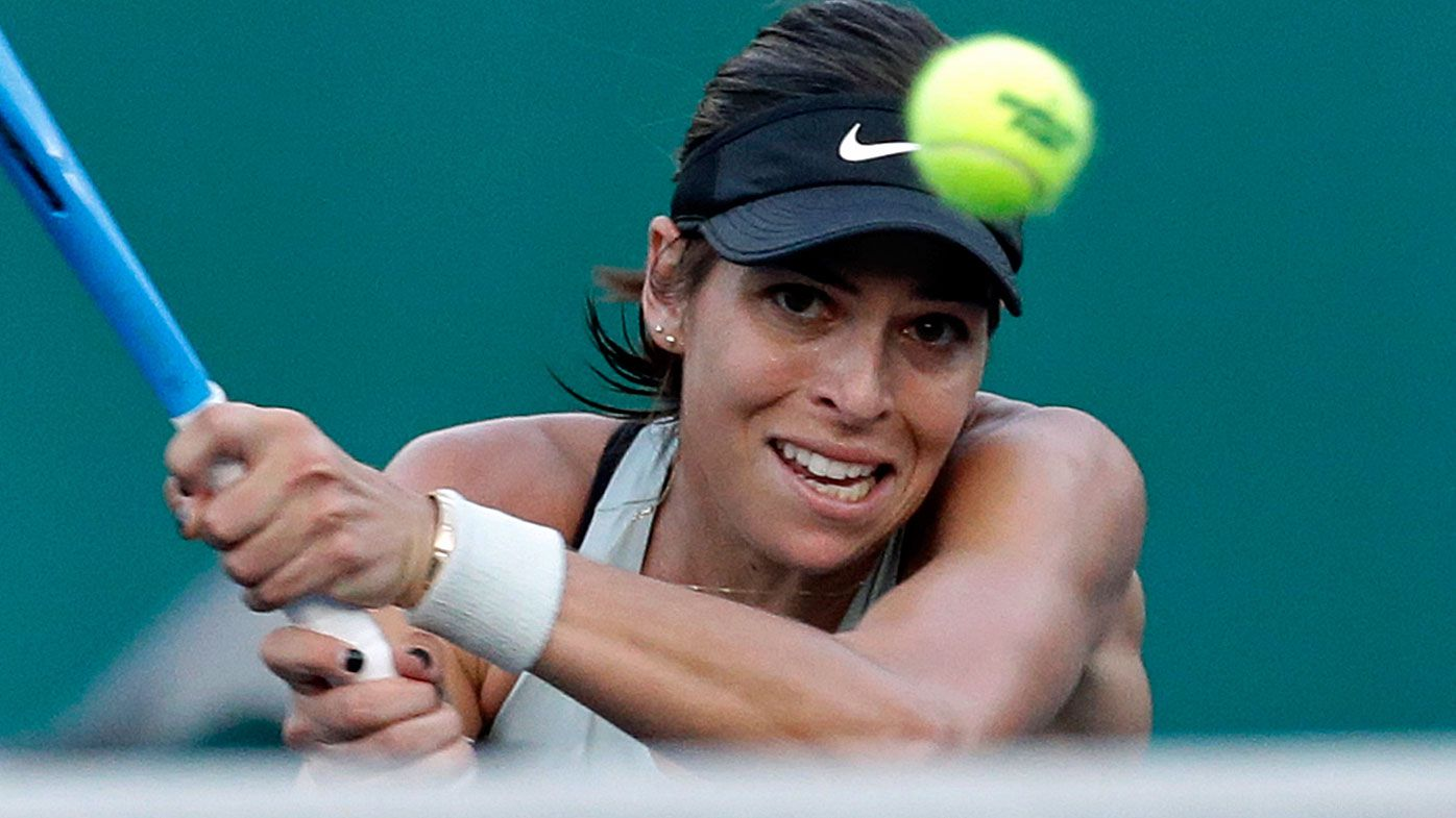 Australia's Ajla Tomljanovic into Korea Open final in Seoul