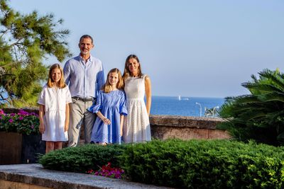 Spanish royals, Mallorca
