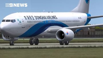 First direct flight from China to the NT to touch down