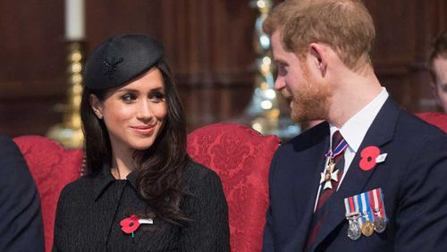 "Meghan and Prince Harry have called for ""understanding"". (PA/AAP)"