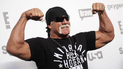 Wrestling icon Hulk Hogan apologises for racist tirade