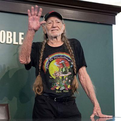 <p>Willie Nelson</p>