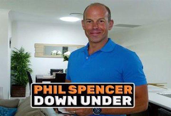 Phil Spencer: Secret Agent Down Under