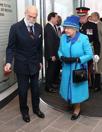 Prince Michael of Kent scandal