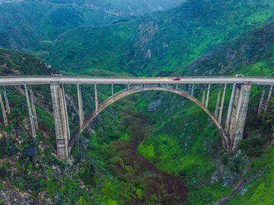 <strong>Bixby Creek Bridge, California</strong>
