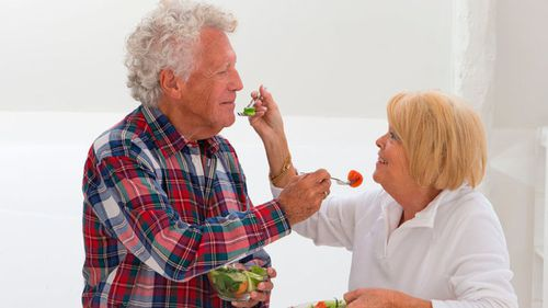 People over 65 in Sydney are being encouraged to participate in a new meal delivery service. (Getty file image)